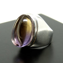 Burle Marx Ring - Forma Livre Ametrine - Yellow Purple