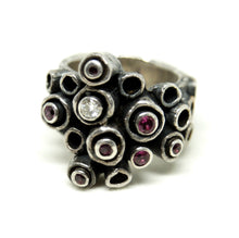 Load image into Gallery viewer, Rare Walter Schluep Brutalist Ring - Quebec Modernist
