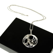 Karl Laine Web Necklace - Modernist Nordic