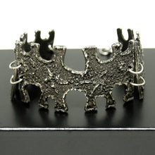 Load image into Gallery viewer, Early Guy Vidal Cuff Bracelet - Textured Puzzle