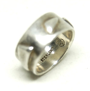 Sam Kramer Ring - Applied Shapes - Modernist - Size 8