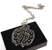 Guy Vidal Openwork Necklace