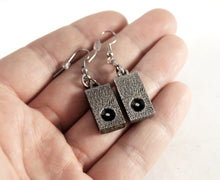 Guy Vidal Shadow Box Earrings