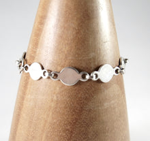 Load image into Gallery viewer, David Andersen Circular Link Bracelet - Minimalist