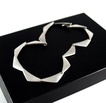 Hans Hansen Peak Necklace  - Sterling Silver