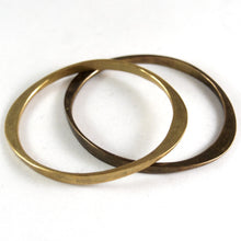 Load image into Gallery viewer, Jack Boyd Bangle Set - Oval Bronze