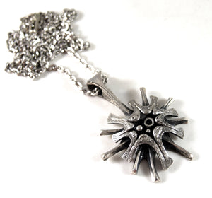Rare Guy Vidal Super Nova Necklace - Starburst Modernist
