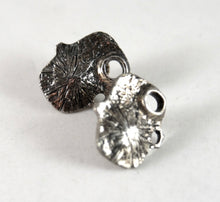 Guy Vidal Lunar Earrings - Brutalist Modernist