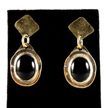 Load image into Gallery viewer, Rare Rafael Alfandary Earrings - Modernist Kinetic