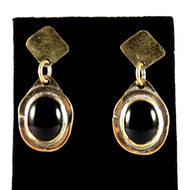 Rare Rafael Alfandary Earrings - Modernist Kinetic