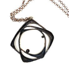 Load image into Gallery viewer, Sten & Laine Nova Necklace - Modernist Nordic
