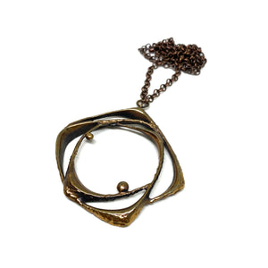 Sten & Laine Nova Necklace - Modernist Nordic