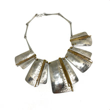 Load image into Gallery viewer, Large Joseph Boris Necklace  - Modernist Brutalist