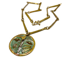 Load image into Gallery viewer, Armando Lozano Necklace - Double Profile