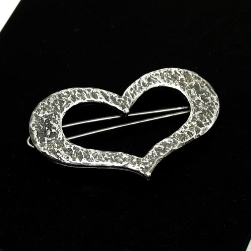 Rare Guy Vidal Hair Barrette - Brutalist Heart