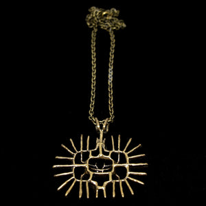 Else & Paul Studio Necklace - Star Burst