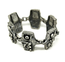 Load image into Gallery viewer, Rare Guy Vidal Link Bracelet - Cubes & Spheres