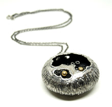 Load image into Gallery viewer, Rare Guy Vidal Pod Necklace - Brutalist Modernist