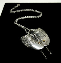 Load image into Gallery viewer, Rare Guy Vidal Stingray Figural Necklace - Brutalist Modernist