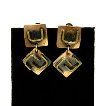 Load image into Gallery viewer, Pericles D'Haiti Drop Earrings - Modernist