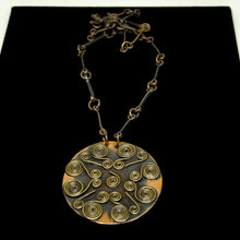 Load image into Gallery viewer, Large Pericles D'Haiti Necklace - Modernist