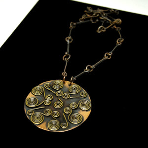 Large Pericles D'Haiti Necklace - Modernist