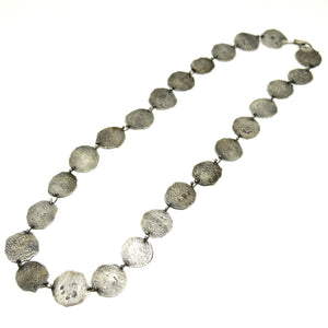 Sterling Anne Dick Necklace - Brutalist Chain