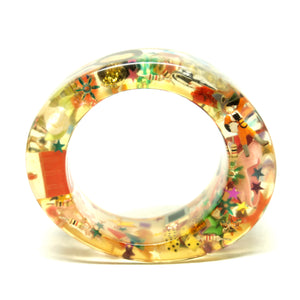 Karen McCreary Resin Bangle - Charmed Life