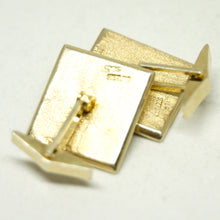 Load image into Gallery viewer, Rare Janice Grzyb Sterling Cufflinks - American Modernist