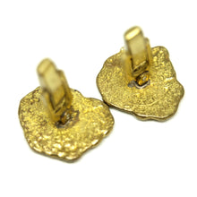 Load image into Gallery viewer, Rare Anne Dick Cufflinks - Molten Bronze - Brutalist