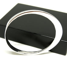 Load image into Gallery viewer, Richard Lawless Silver Bangle - Jack Boyd Studio