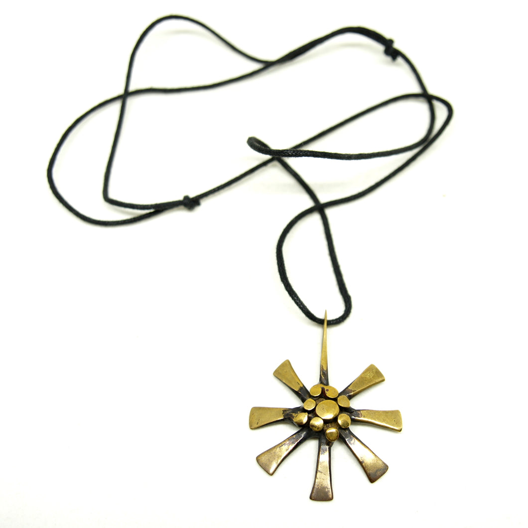 Vintage Jack Boyd Necklace - Starburst