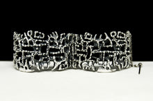 Load image into Gallery viewer, Large Guy Vidal Bracelet - Interlocked People