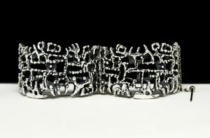 Large Guy Vidal Bracelet - Interlocked People