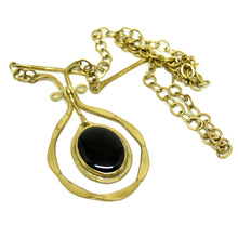 Load image into Gallery viewer, Rafael Canada Necklace - The Original in Black
