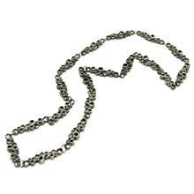 Load image into Gallery viewer, Guy Vidal Chain Necklace - Bubbles - Modernist Brutalist