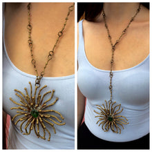 Large Pal Kepenyes Atomic Necklace