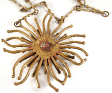 Load image into Gallery viewer, Large Pal Kepenyes Atomic Necklace