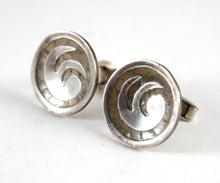Taxco Patino Cufflinks - Sterling Silver