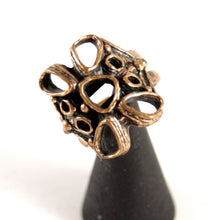 Else & Paul Bronze Ring