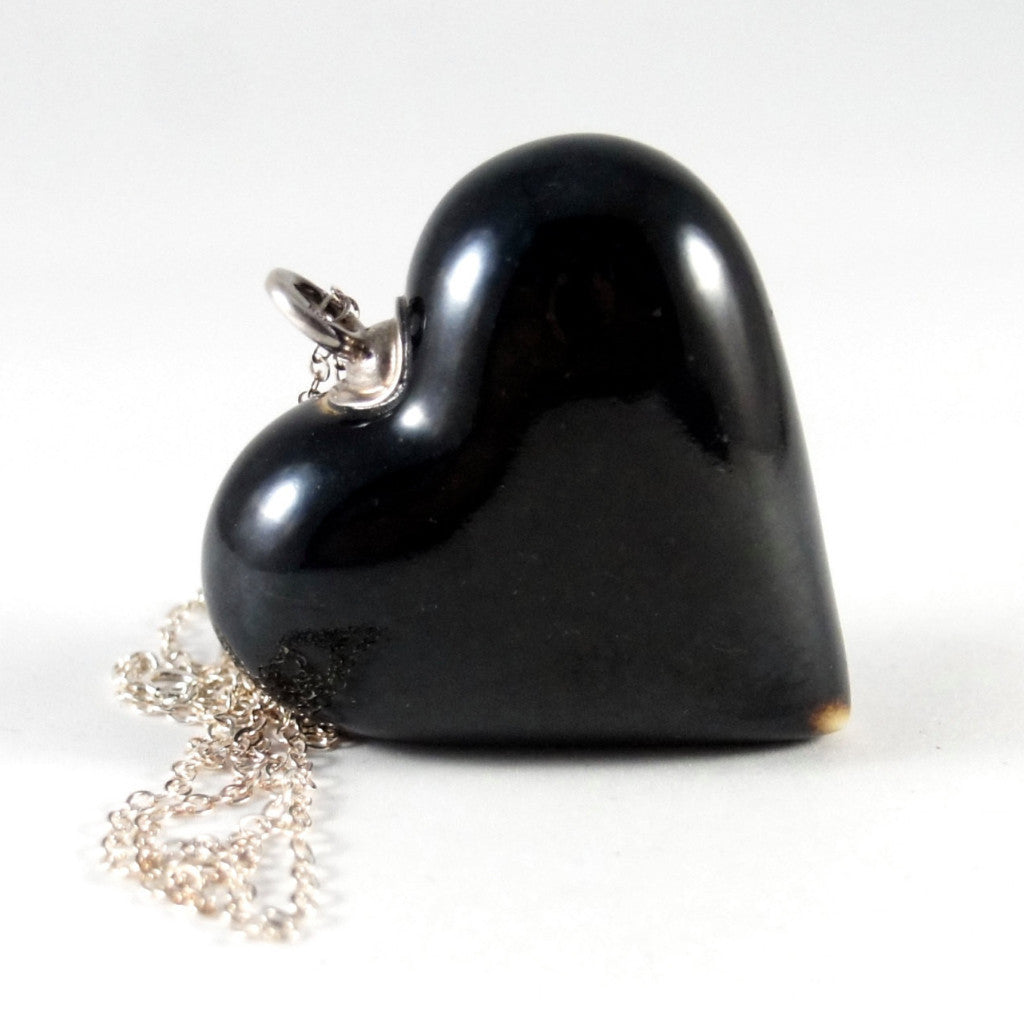 Anton Michelsen Heart Necklace - Royal Copenhagen