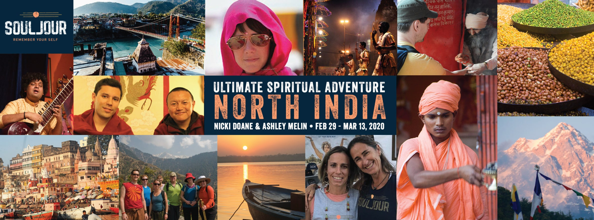 North India Adventure Yoga Trip