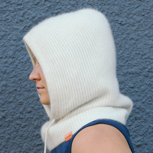Cashmere Warrior Hood