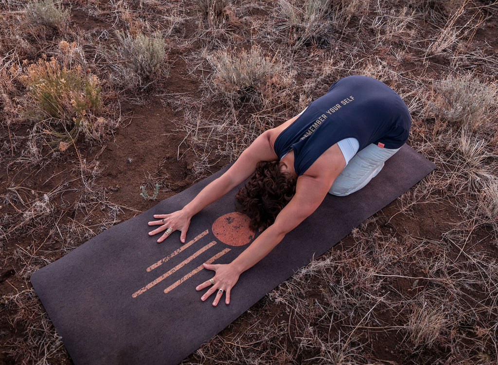 Truth Cork Yoga Mat