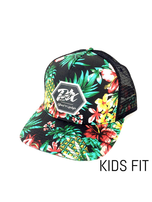 PLX Brand KIDS- Flower Power Cap