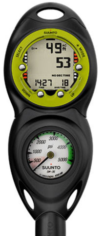 SUUNTO CB - TWO IN LINE 4000 / ZOOP NOVO