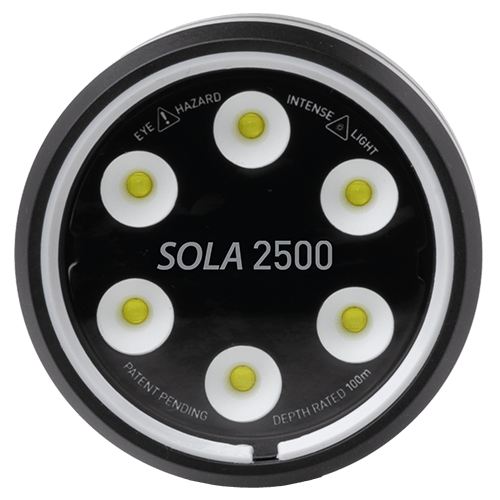 Light & Motion Sola Video 2500 Flood