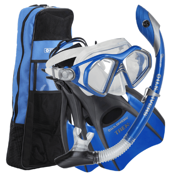 Aqua Lung Admiral 2 LX Travel Bag Snorkel Set