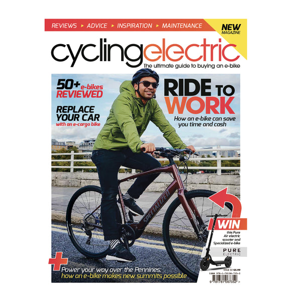 Cycling Electric Issue 2