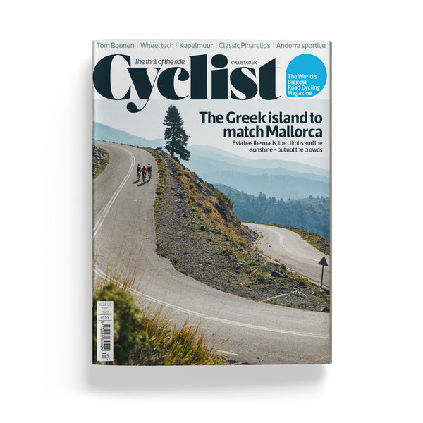 Cyclist Magazine Issue 99